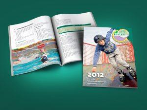 jaarverslag drukken
