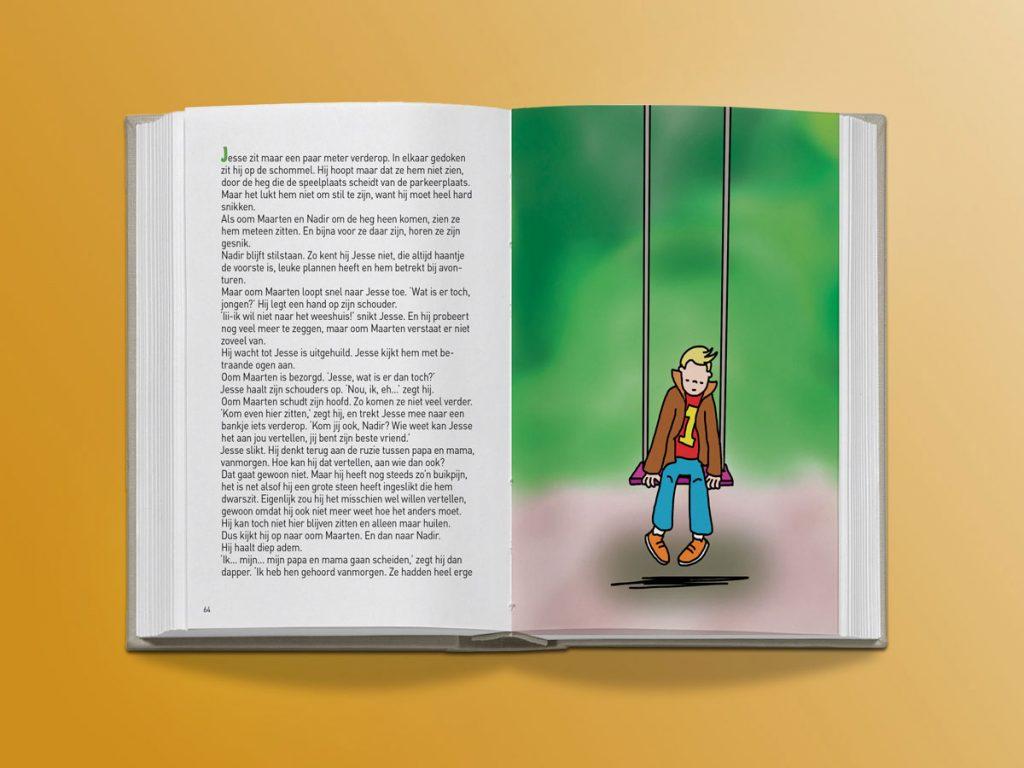 Boek ontwerpen