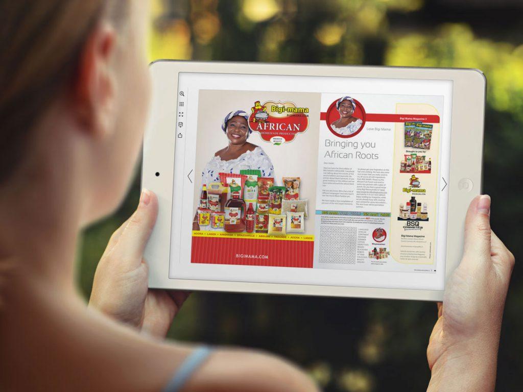 online magazine publiceren